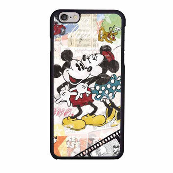 mickey retro minnie mouse iphone 6 6s 4 4s 5 5s 5c cases