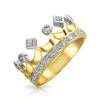 Bling Jewelry Rule the Land Ring
