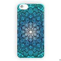 Mandala Art Drawing Funny Cover For iPhone 5 / 5S / 5C Case