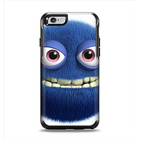 The Angry Blue Fury Monster Apple iPhone 6 Otterbox Symmetry Case Skin Set