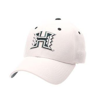 Licensed Hawaii Rainbow Warriors Official NCAA ZH Large Hat Cap by Zephyr 144930 KO_19_1