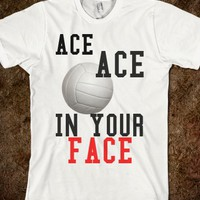 ACE ACE Volleyball