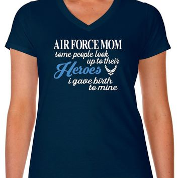 Air Force Mom T Shirts, Shirts & Tees | Our T Shirt Shack