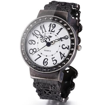 Stainless Steel Antique Style Watch