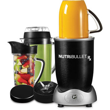 Walmart: Magic Bullet Nutribullet RX Blender Smart Technology with Auto Start and Stop