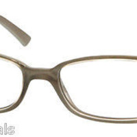 NEW AUTHENTIC FENDI F741 COL 042 BEIGE PLASTIC EYEGLASSES FRAME FENDI 741