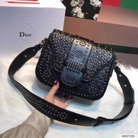 """Dior"" new willow shoulder bag"