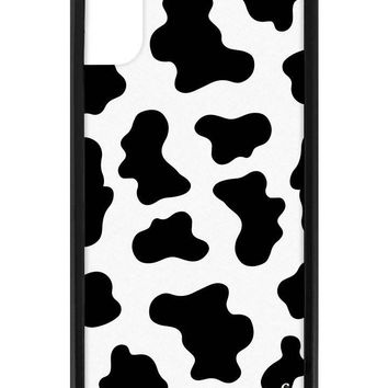 Moo Moo iPhone X Case