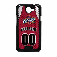Cleveland Cavaliers HTC ONE X Case