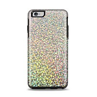 The Colorful Confetti Glitter Apple iPhone 6 Plus Otterbox Symmetry Case Skin Set