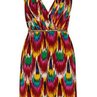 Alice + Olivia Alameda printed crepe dress - 68% Off Now at THE OUTNET