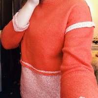 🍊cozy fall Sweater