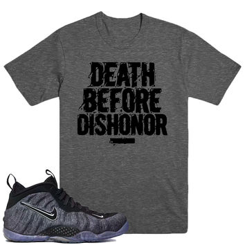 DISHONOR- Nike Foamposite Tech Fleece