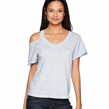 Sanctuary Stateside Cutout Tee