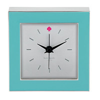 Kate Spade Cross Pointe Clock Turquoise ONE