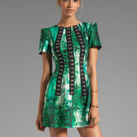 Cameo Star of Wonder Dress in Rainforest from REVOLVEclothing.com