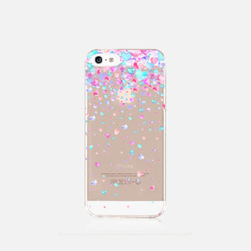 iPhone 6s Case Clear Hearts iPhone 6s Plus Case TPU iPhone 6 Plus Clear Hearts iPhone Case iPhone 6 Case Hearts iPhone Case Samsung S6