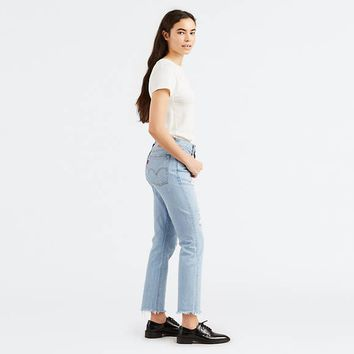 Wedgie Fit Jeans - Light Wash | Levi's® US