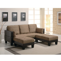 Fulton Contemporary Sofa Bed Furniture Set