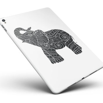 "Zendoodle Elephant Full Body Skin for the iPad Pro (12.9"" or 9.7"" available)"