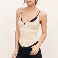 Project Social T Out All Night Cami - Urban Outfitters