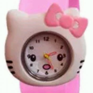 Cartoon Character Slap Watch