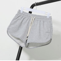 Women Elastic Waist Shorts