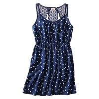 Mossimo Supply Co. Juniors Lace Racerback Dress - Assorted Colors