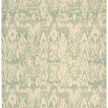 Nourison Nepal Seafoam Area Rug NEP09 SFM (Rectangle)