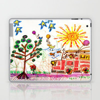 :: A Day in the Life :: Laptop & iPad Skin by GaleStorm Artworks | Society6