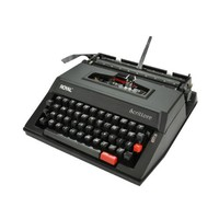 Scrittore Portable Manual Typewriter By Royal