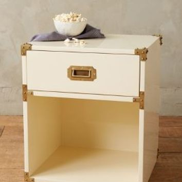 Lacquered Wellington Nightstand by Anthropologie