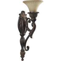 Quorum Madeleine 1 Light Wall Sconce