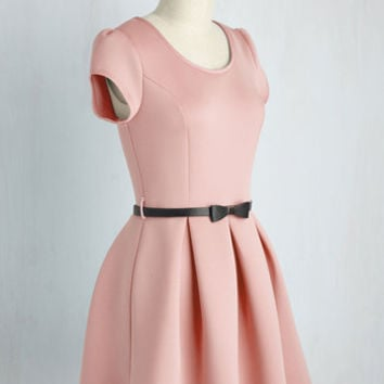 Charmed Choice Dress in Pink | Mod Retro Vintage Dresses | ModCloth.com