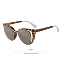 Women's Cat Eye Sunglasses 9 Colors Available