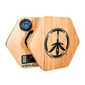 V-Syndicate Oil In One Bamboo Rolling Tray