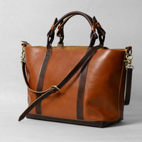 Women's Handmade Leather Handbag / Purse / Shoulder Bag / Messenger Bag  D37