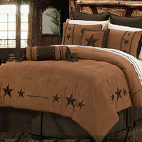 Triple Star Bedding Set
