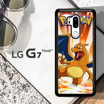 Pokemon Charizard X4513 LG G7 ThinQ Case