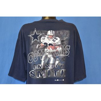 90s Dallas Cowboys Emmitt Smith NFL t-shirt Extra Large