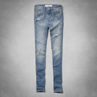 Alyssa Super Skinny High Rise Jeans