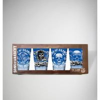 Sons of Anarchy Pint Glass 4 Pk