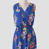 Blooming Bouquet Floral Dress
