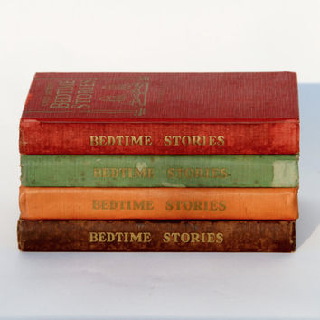 Vintage Children's Books, Uncle Arthur's Bedtime Stories
