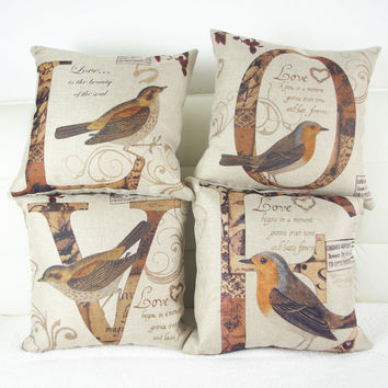 Home Decor Pillow Cover 45 x 45 cm = 4798370180