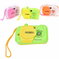 Lovely Candy Color Baby Gift Mini Take Photo Learning Study Camera Toy Children Educational Toys