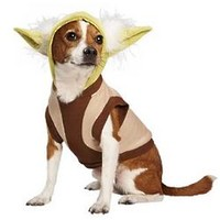 Star Wars Yoda Dog Hoodie - FindGift.com