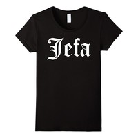 Jefa Chola Old English Tee Shirt