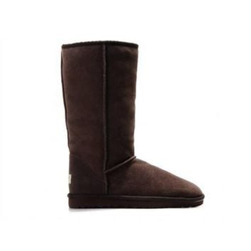 Ugg Boots Sale Classic Tall 5815 Chocolate For Women 80 22