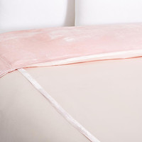 King Velvet Duvet Cover, Cotton Candy | One Kings Lane